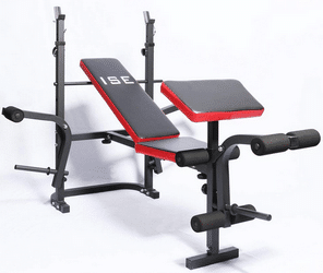 Avis banc de musculation ISE SY-5430B
