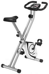 vélo d'appartement SportPlus test