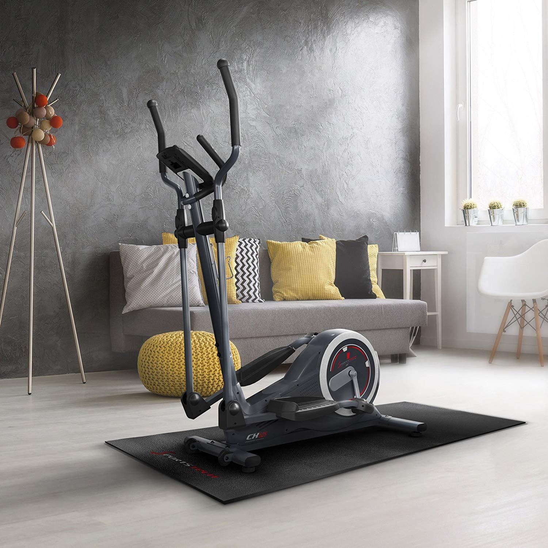 Sportstech Vélo elliptique CX625 ergomètre Compatible avec Application Smartphone