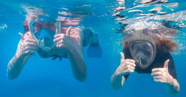 sélection des masques de plongée les plus vendus