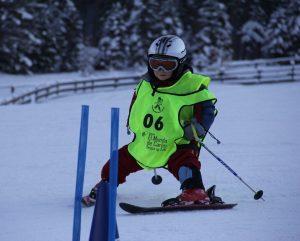 Où emmener les enfants sur le domaine skiable des Arcs